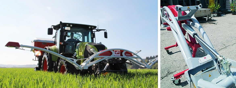 Estudio de caso de agricultura de precisión