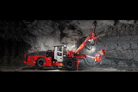 Sandvik migliora l'ergonomia delle attrezzature per l'attività mineraria