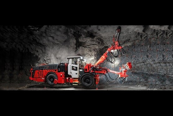 Sandvikが鉱業機械の人間工学を向上させる