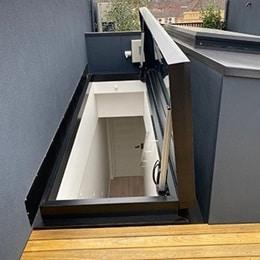 Atlite skydoor