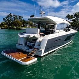 Le mouvement électrique améliore le confort sur les bateaux