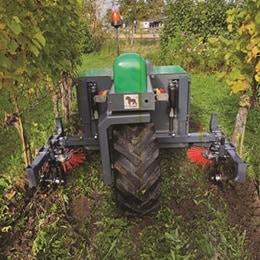 Onbemande tractor