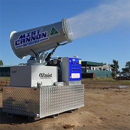 OZmist fosters local innovation in dust prone environments