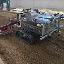 Noget af et syn – Phoenix-robotten med LINAK®-teknologi