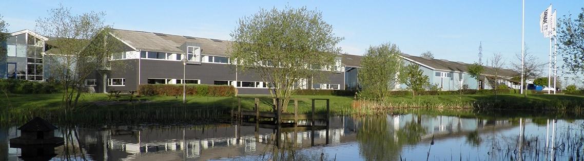 LINAK Denmark Sales office building