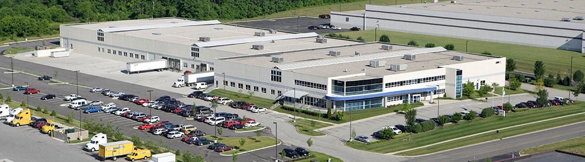 LINAK US office building