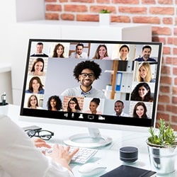 Online Meeting LINAK GmbH