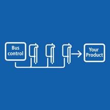 Elektrische Linearantriebe mit IC-Option