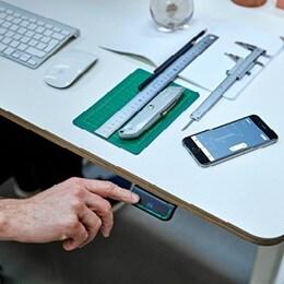 DPG og Desk Control App