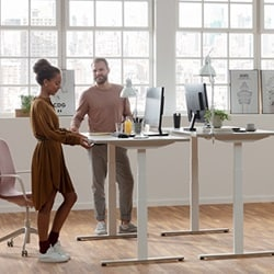 Desk Challenge