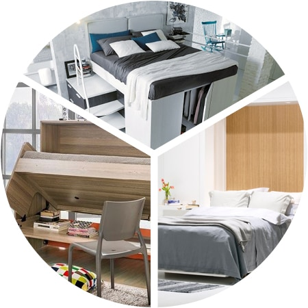 Multi-functional beds