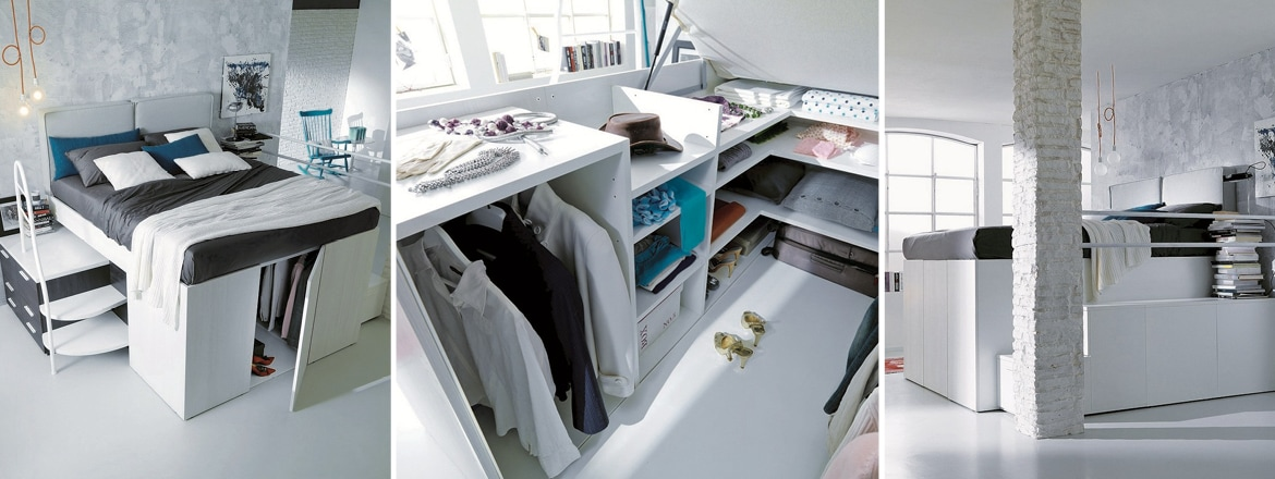 Dielle Modus Container bed