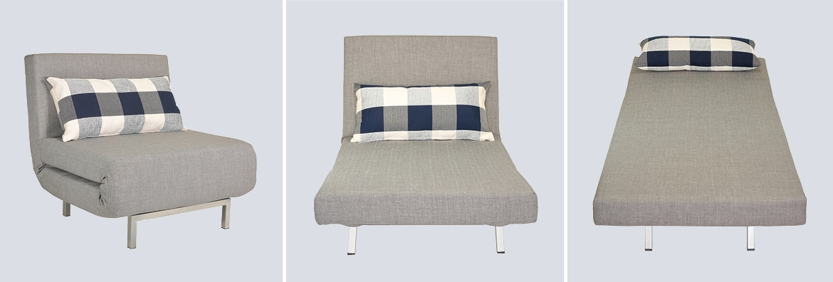 Savion chair to daybed