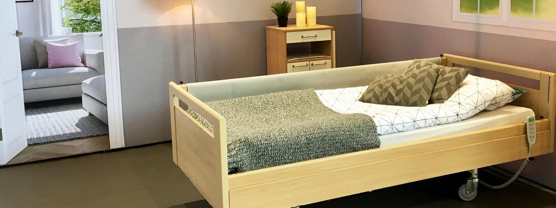 KR care bed