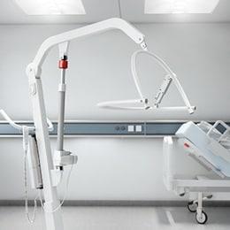 LINAK system på patientløfter