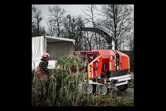 Trituradores de madeira Linddana TP