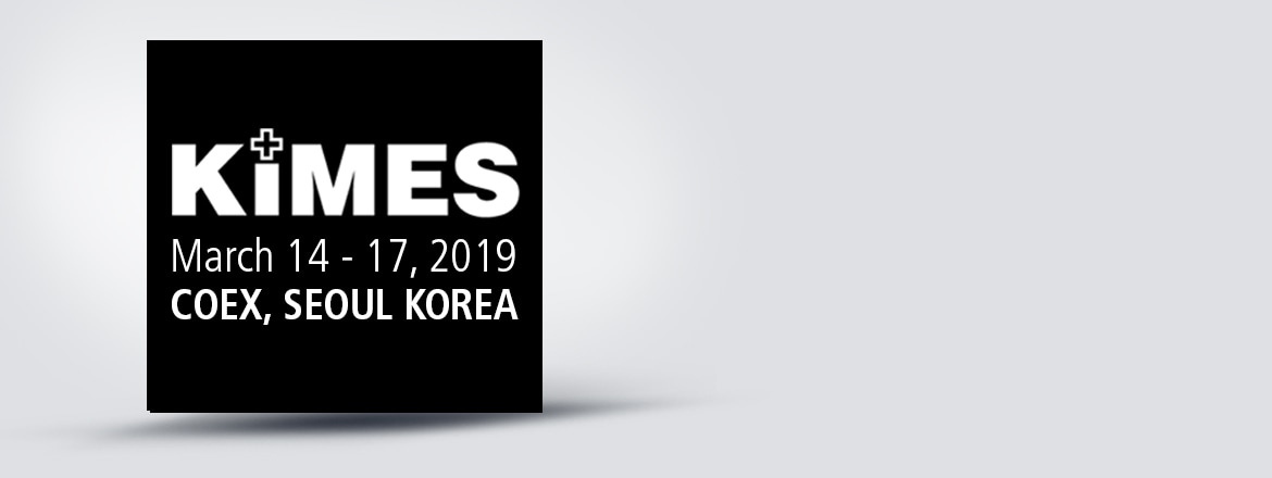Actuator solutions for advanced medical equipment at KIMES 2019