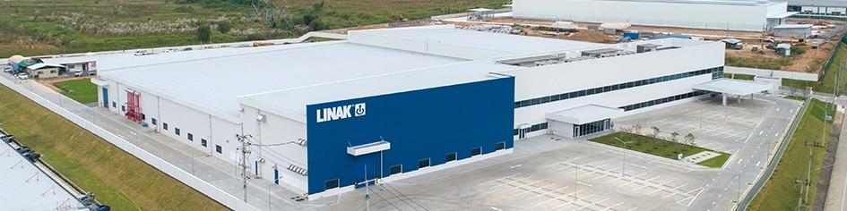 LINAK APAC-fabriek