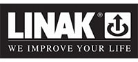 Logotipo de LINAK