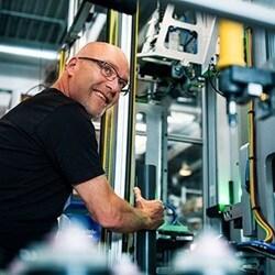 Industriarbetare