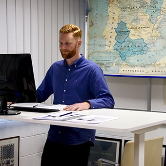 Rasmus, Sales Graduate
