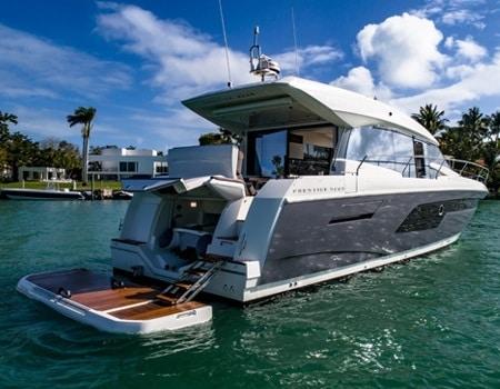 ボートメーカーが乗船中の快適性をかつてないレベルまで高める
