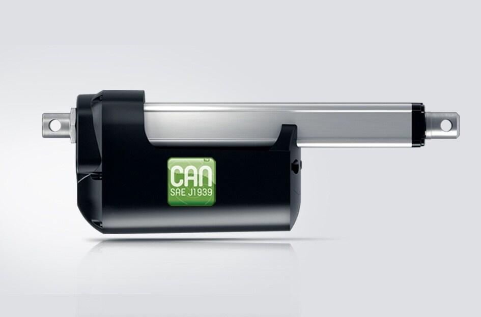 LINAK aktuator LA36 med SAE J1939 CAN bus-kontroll