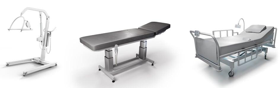 介護スタッフ・介護士にも気配りを - 医療・介護機器