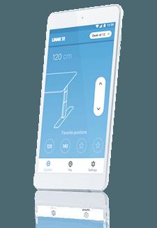 Приложение Desk Control App