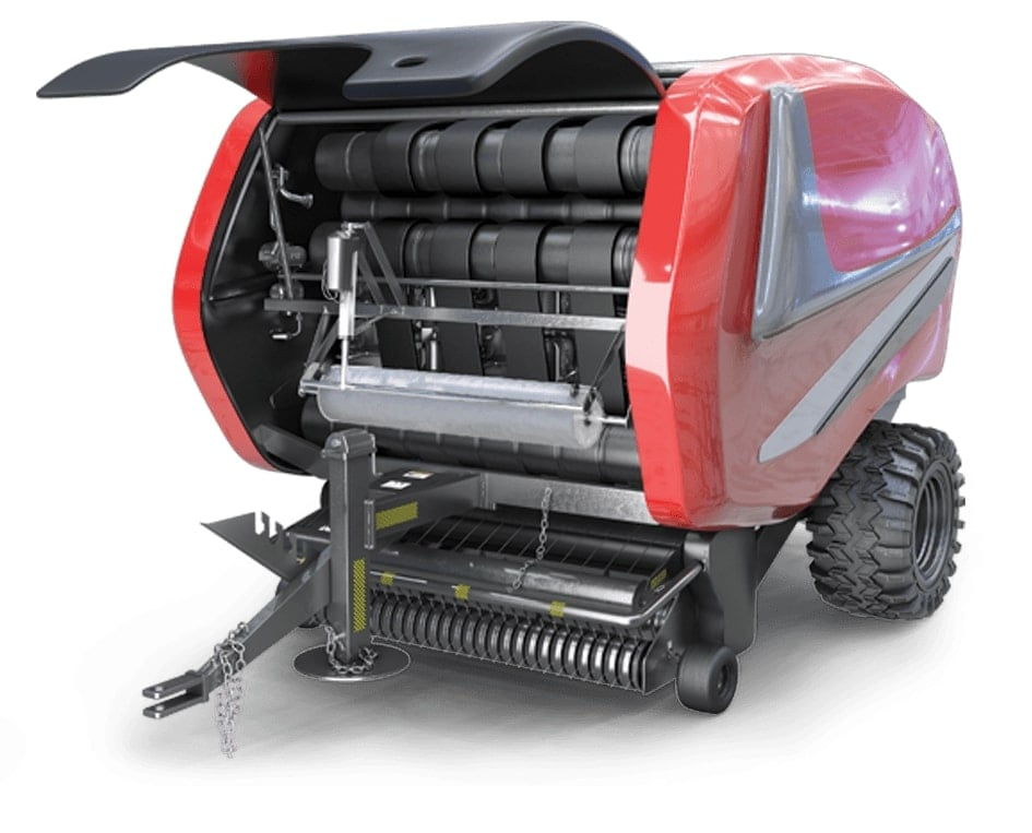 Snadná řešení pro balicí stroje s pohony LINAK