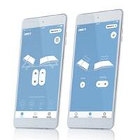 Strona aplikacji Bed Control