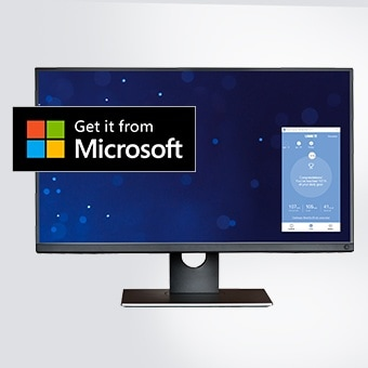 Get the full Desk Control™ App for your Windows PC