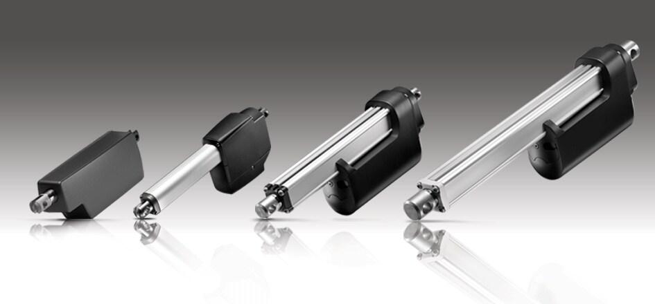Atuadores LINAK com controlador integrado