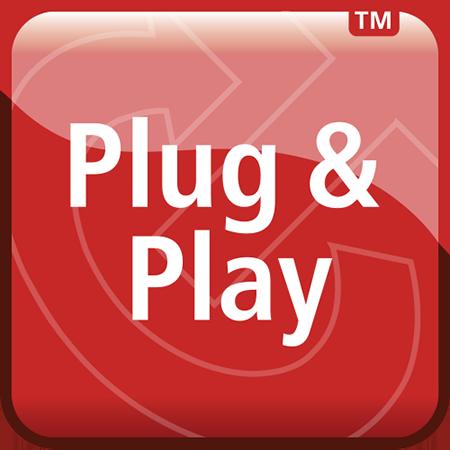 Icône Plug & Play