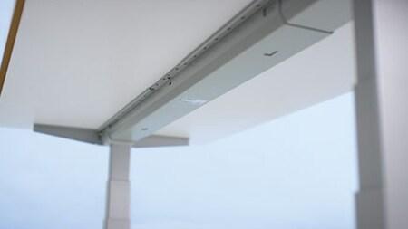 Компания LINAK представляет решение Desk Frame 2