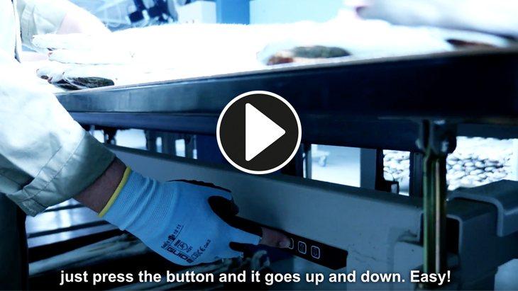 Kopenhagen Fur verbeterde de efficiëntie met de focus op ergonomie