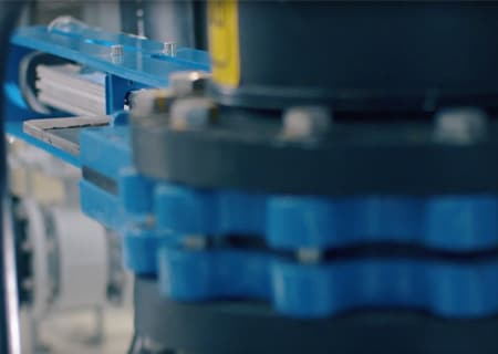 Le valvole azionate elettricamente ottimizzano i processi nel trattamento delle acque reflue.