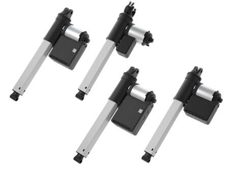 Linearantriebsatz LA18 IC Advanced & Linearantriebsatz LA18 IC Standard