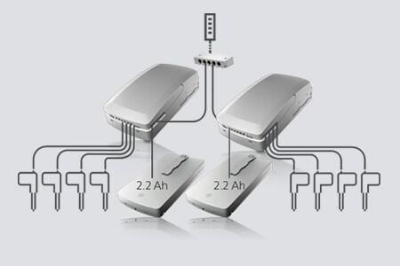 Množství výhod elektrického polohování operačních stolů