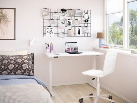 Kompaktní stolní rámy LINAK