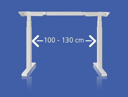 Marcos de escritorio compactos LINAK