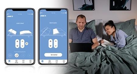 Aplikacje LINAK Bed Control