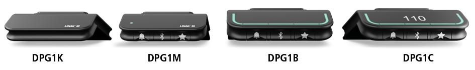 Painéis de controle de mesa DPG da LINAK – Uma nova maneira de regular sua mesa de escritório