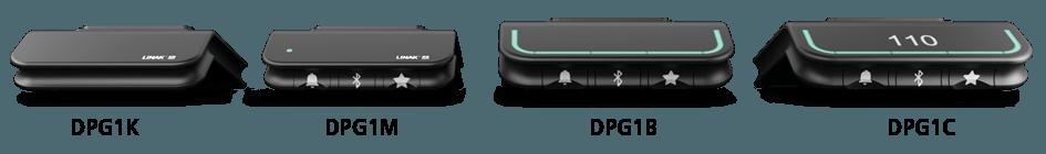 Ovládací panely LINAK DPG – nový způsob nastavování výšky kancelářských stolů