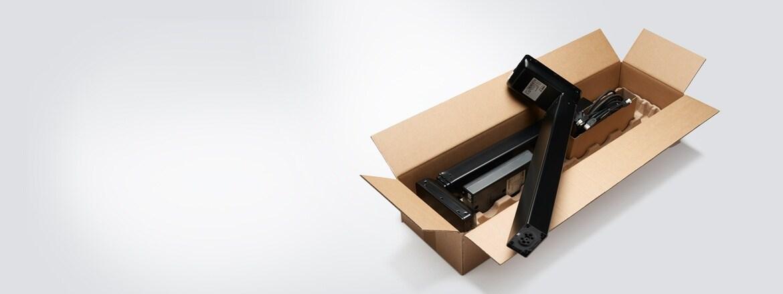DL SetPack : Gagnez du temps en simplifiant la procédure d'emballage