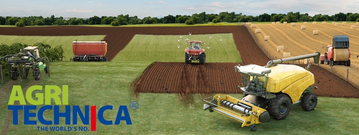 Going electric at Agritechnica 2017