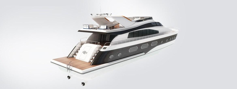 Надежное регулируемое оборудование для дизайна яхты