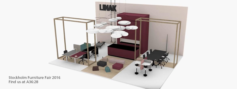 Møt oss på Stockholm Furniture Fair