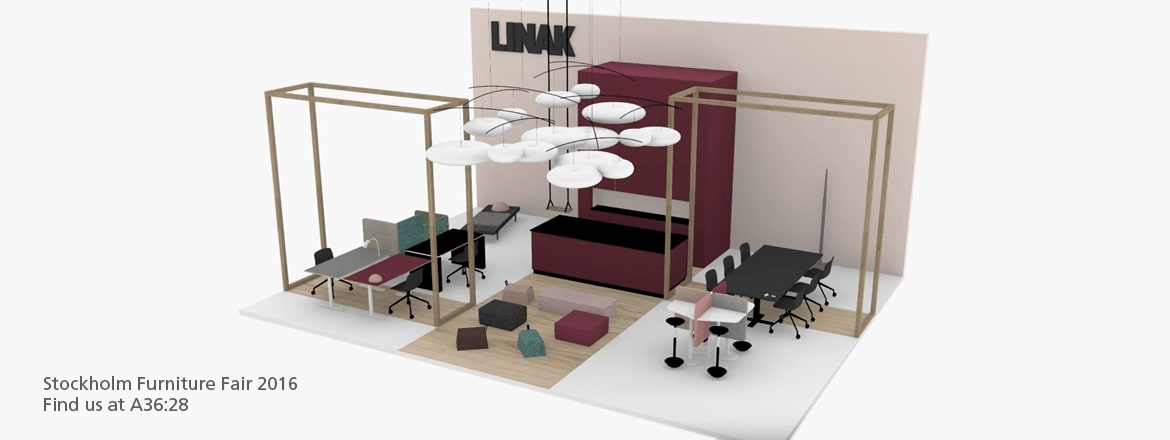 Join Us At The Stockholm Furniture Fair