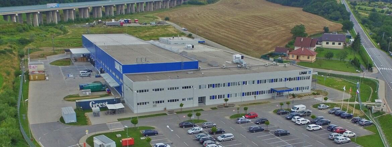 LINAK Slovakia factory